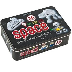 LEGO Tips for kids SPACE-box of cool LEGO projects